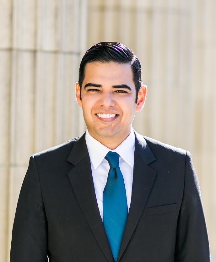 Mayor Robert Garcia