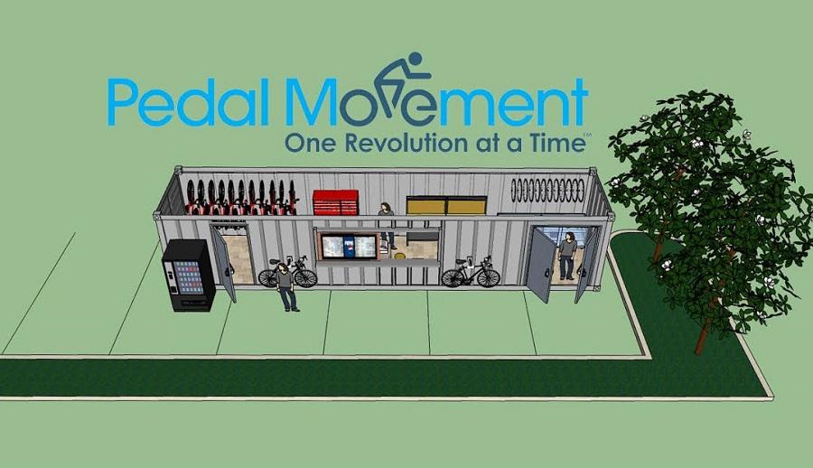 pedalmovement