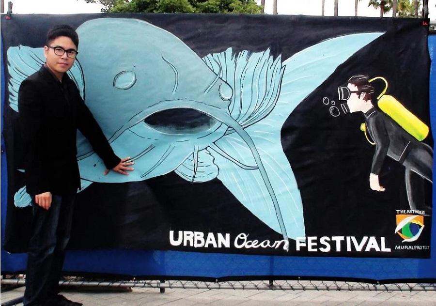 artist urban ocean