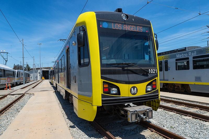 new rail car