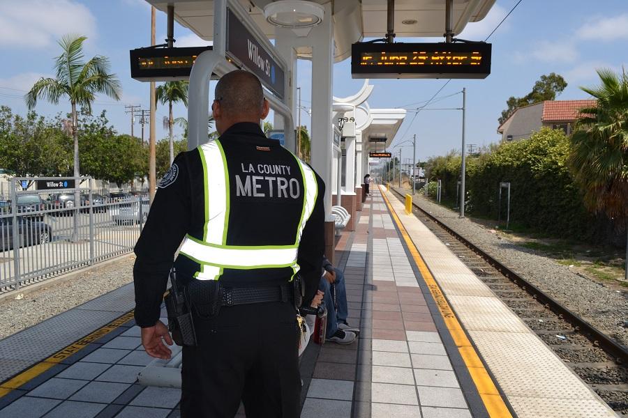 Metro personnel