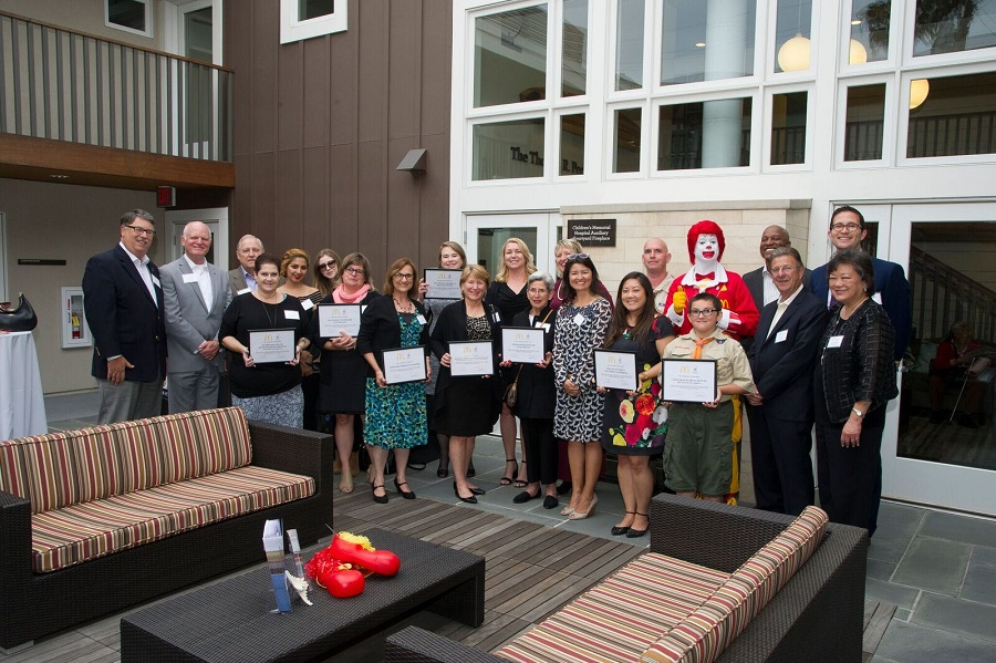 local nonprofits awarded grants by ronald mcdonald house