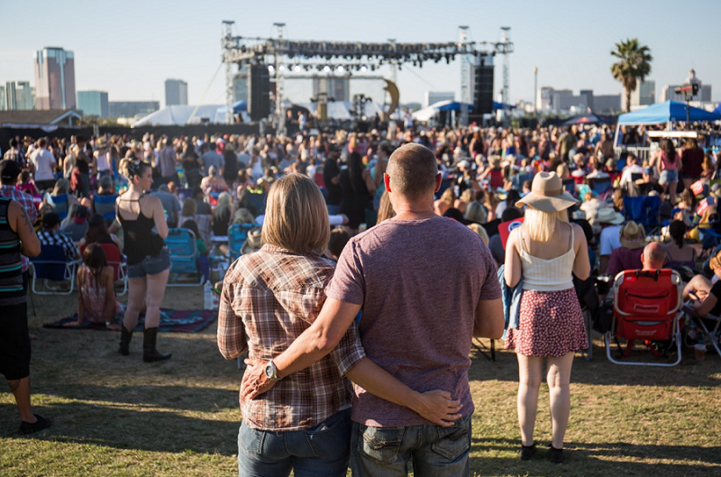 Country Artists Set To Take Over The Waterfront For Annual Queen Mary Dome Port Of Long Beach