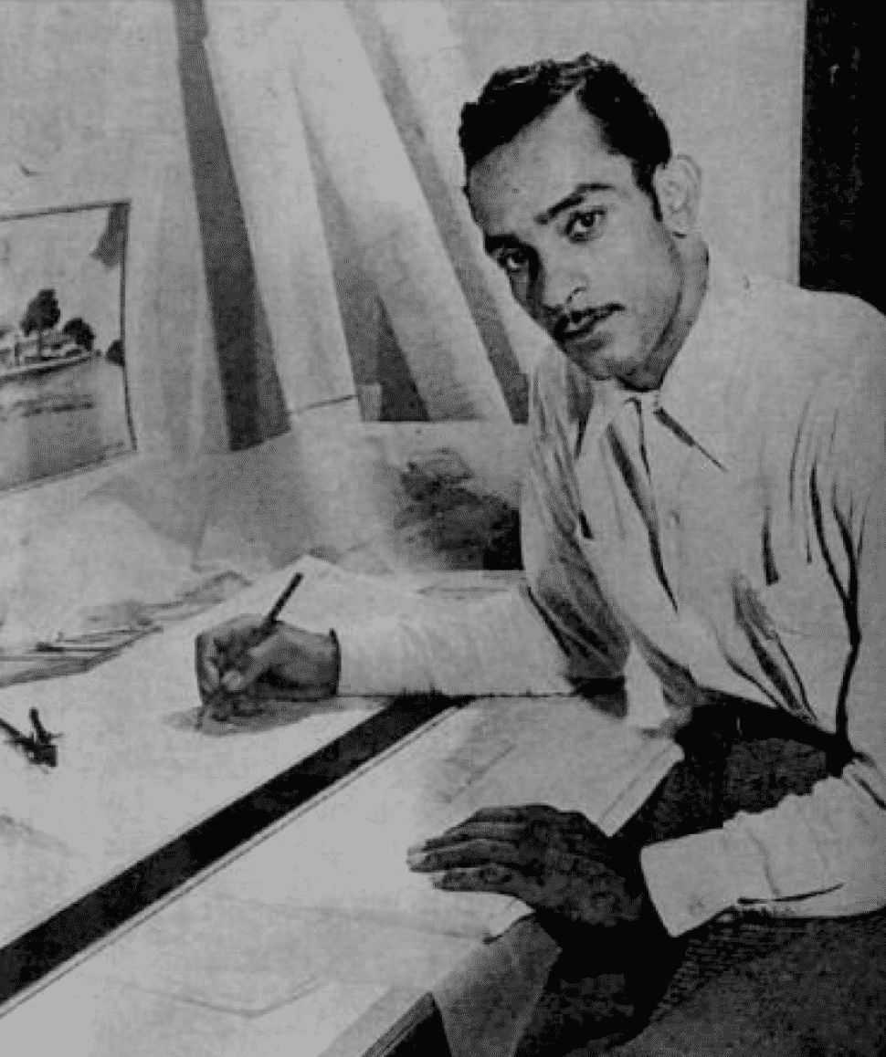 Long Beach architect Roy Sealey.