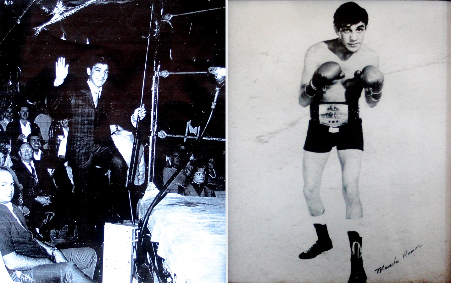 Son Talks About His Father, Long Beach Boxing Champ Mando