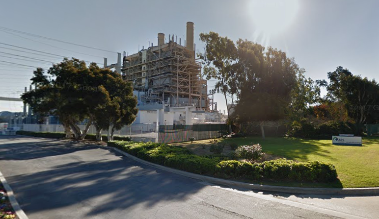 A Google Maps screenshot of the AES site at 690 N. Studebaker Road that will soon house the largest lithium-ion battery storage plant in the world. & Worldu0027s Largest Lithium-Ion Battery Storage Unit Headed to Long ...