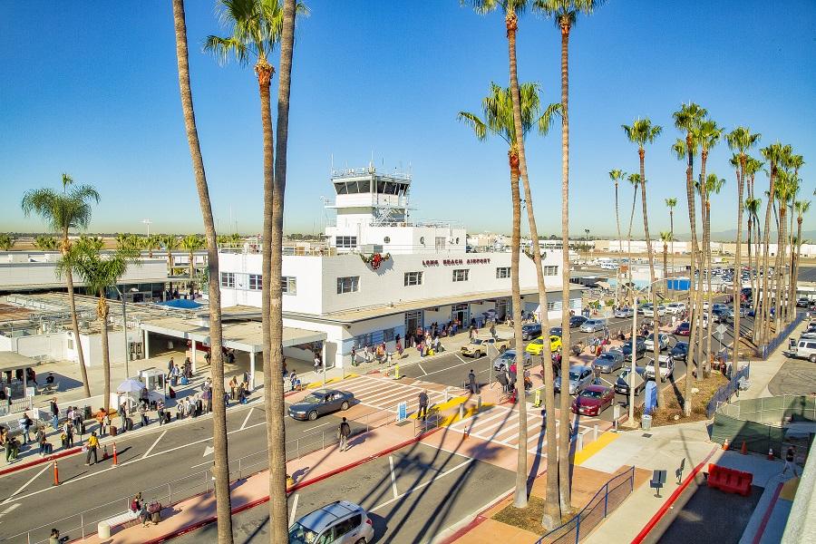 Airport ParkingA Long Beach Airport