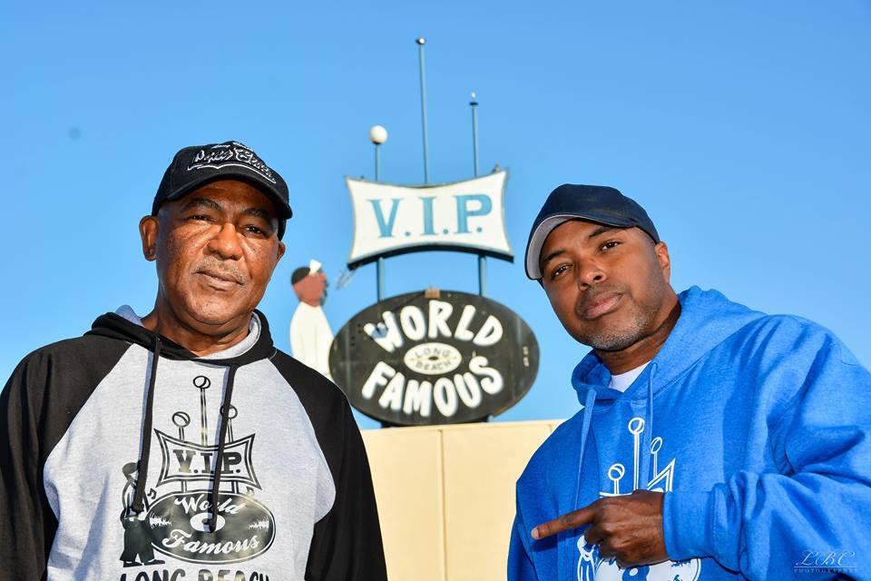 World Famous Vip Records Sign Lands Historic Landmark Designation In