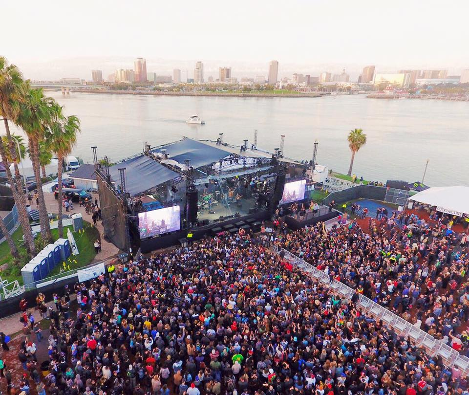 Long Beach Music Scene Erykah Badu Miguel Jhené Aiko To Invade Queen Mary For Festival