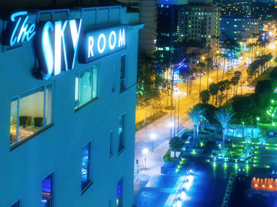 Famed Long Beach Rooftop Restaurant Sky Room To Close Up April 30 For 2 Year Renovation