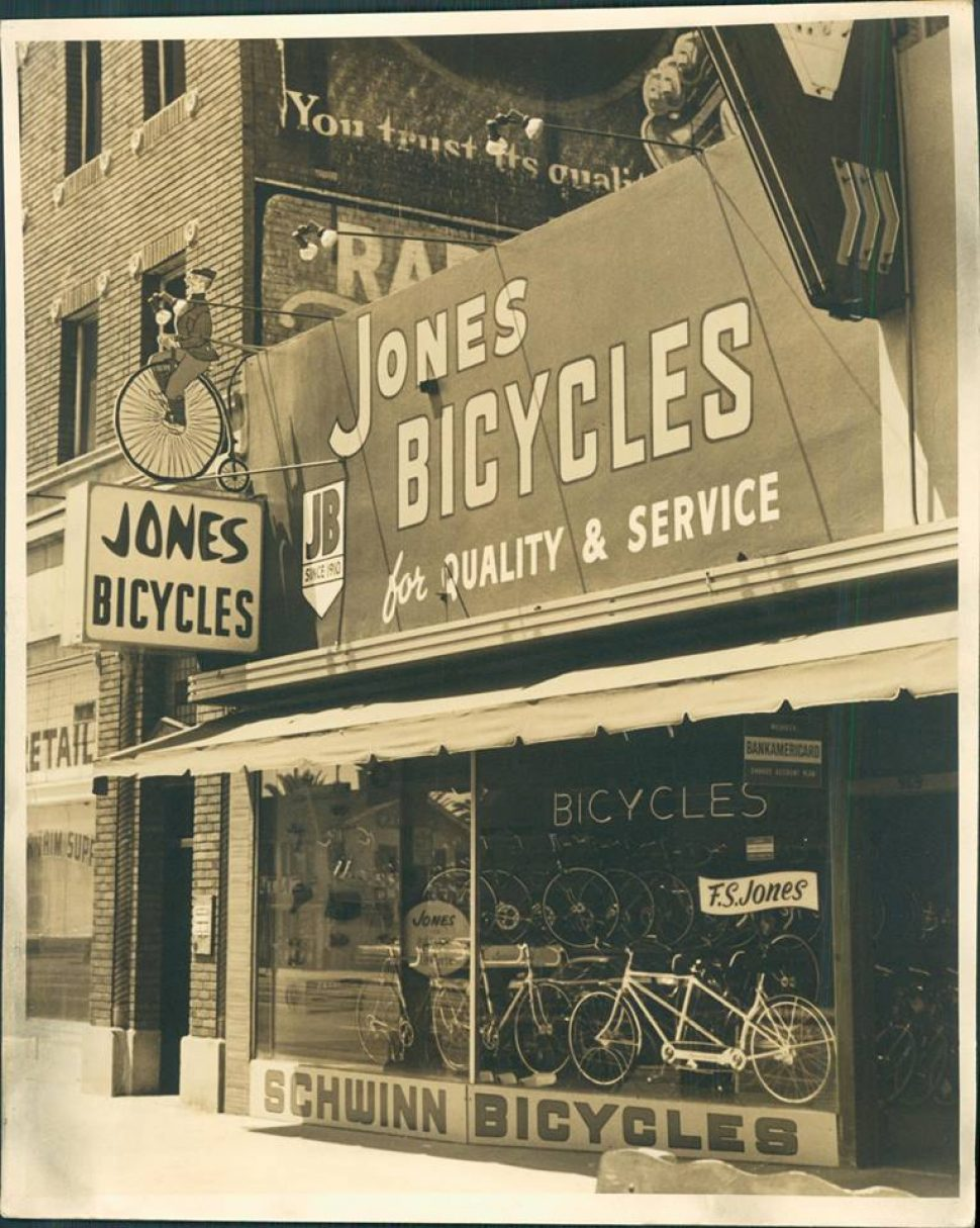 Jones Bicycles is leaving Second Street after 108 years of doing business in Belmont Shore. File photo.