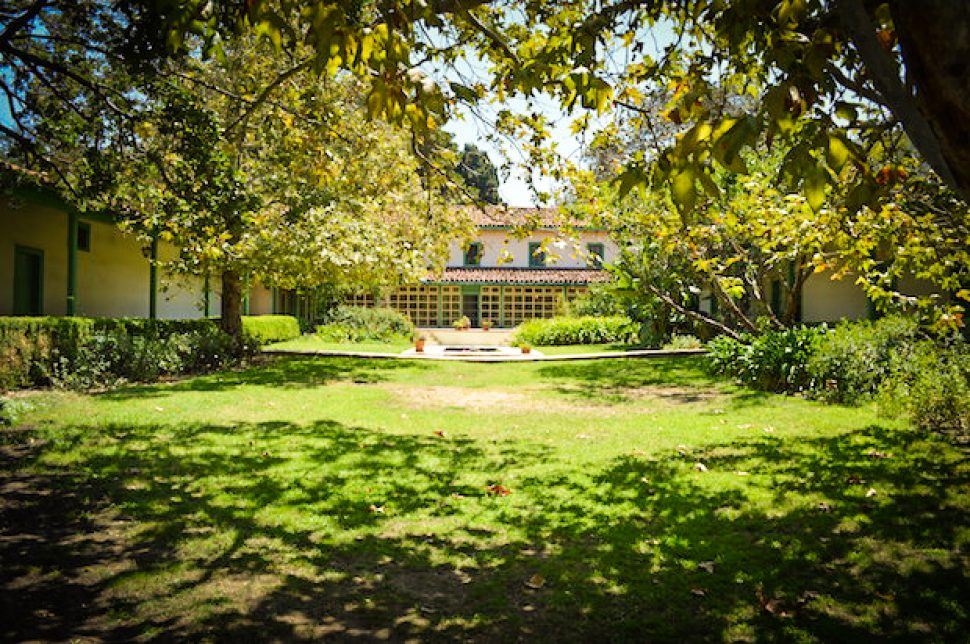 One of two historic ranches in Long Beach, Rancho Los Cerritos is arguably its most majestic. Photo by Brian Addison.