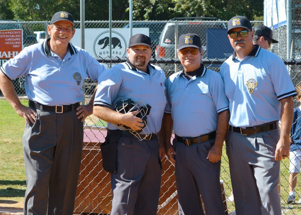 Umpire Crew - 11Yr Old All Stars - Finals 070217
