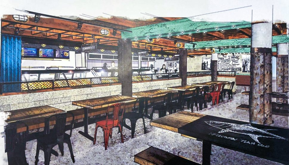 San Pedro Fish Market Moving Forward With Second Full Fledged
