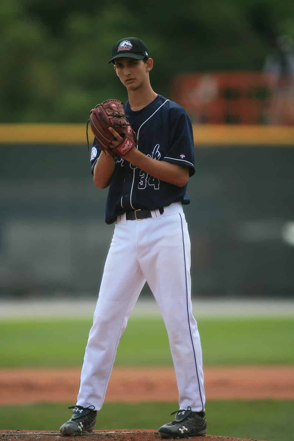 Chase De Jong starting for the PONY team in 2008