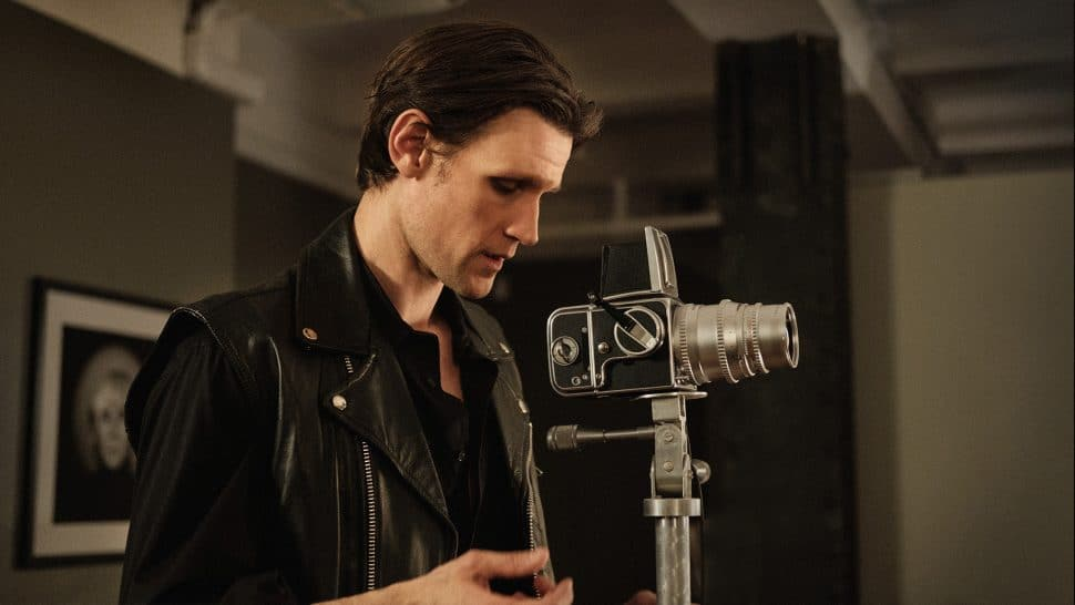 """""""Mapplethorpe"""", a portrait on the life of the controversial gay photographer and renowned artist Robert Mapplethorpe (Matt Smith) will be screened during the Long Beach Qfilm Festival at the Art Theatre. Still courtesy of The LGBTQ Center of Long Beach."""