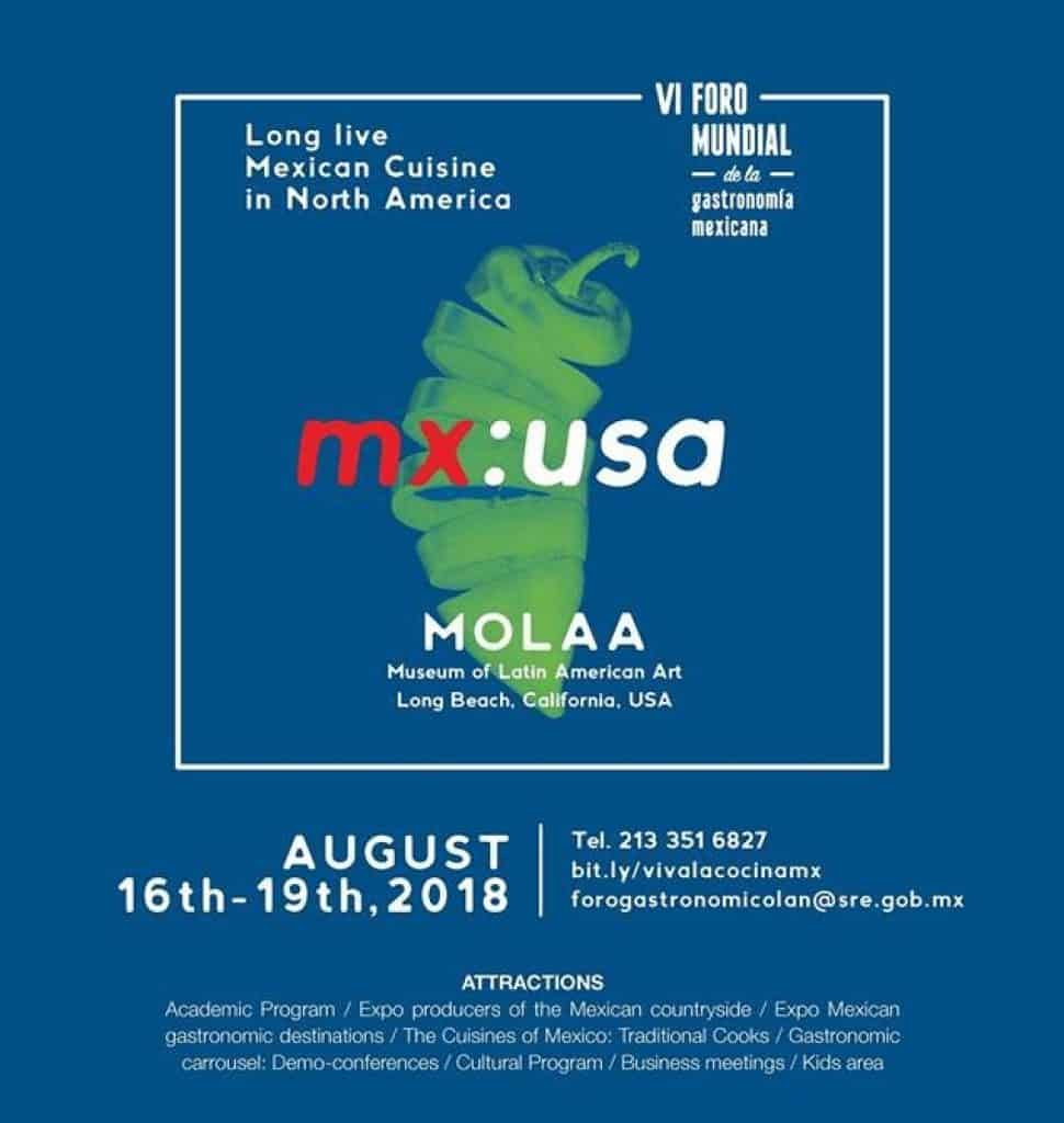 This Annual Event Normally Held In Mexico City Will For The First Time Take Place Outside At Museum Of Latin American Art Friday Through Sunday