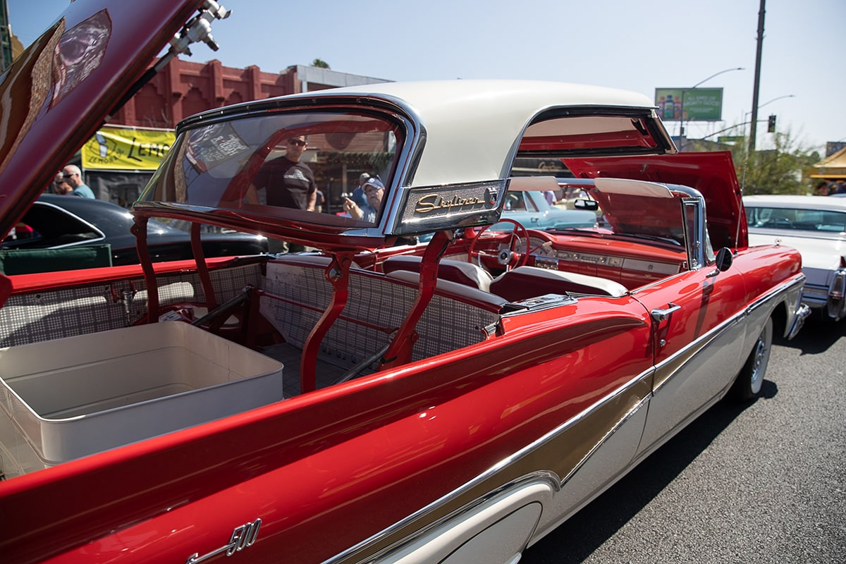IN PICTURES The Th Annual Belmont Shore Car Show Features - Long beach car show 2018