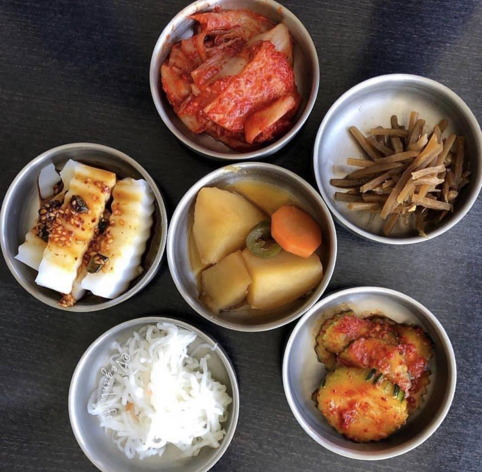 Sura's vegan Napa Kimchi. Courtesy of Sura.