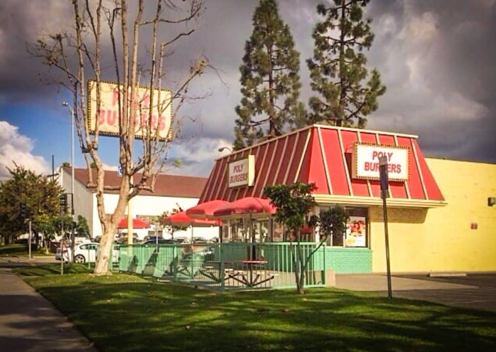 Poly Burger, located in Central Long Beach, is a staple to the Poly High community. Courtesy of Yelp!/Christian C.