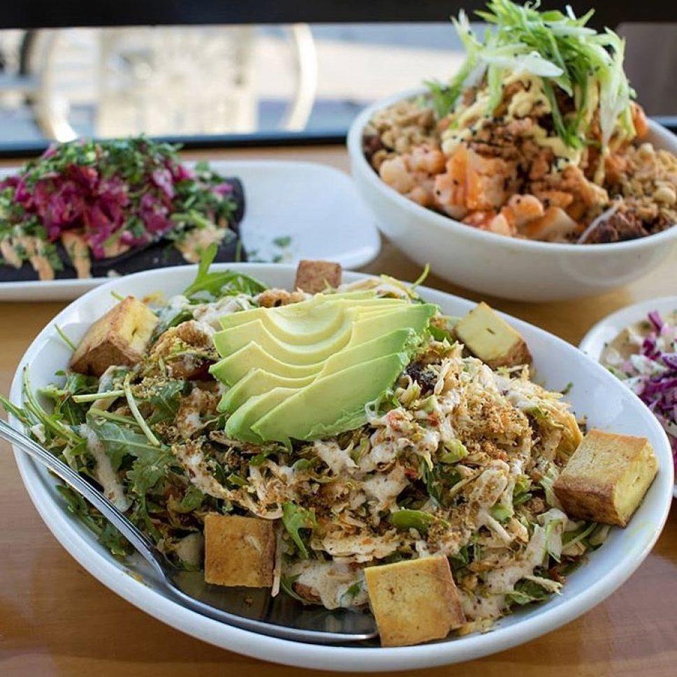 The warm cauliflower salad at Seabirds Kitchen. Photo: @anna.pelzer