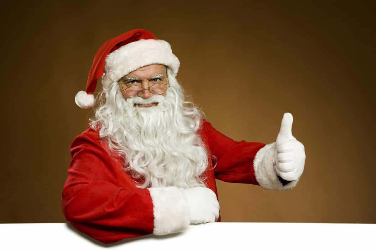 Track Santa's Sleigh Around The Globe