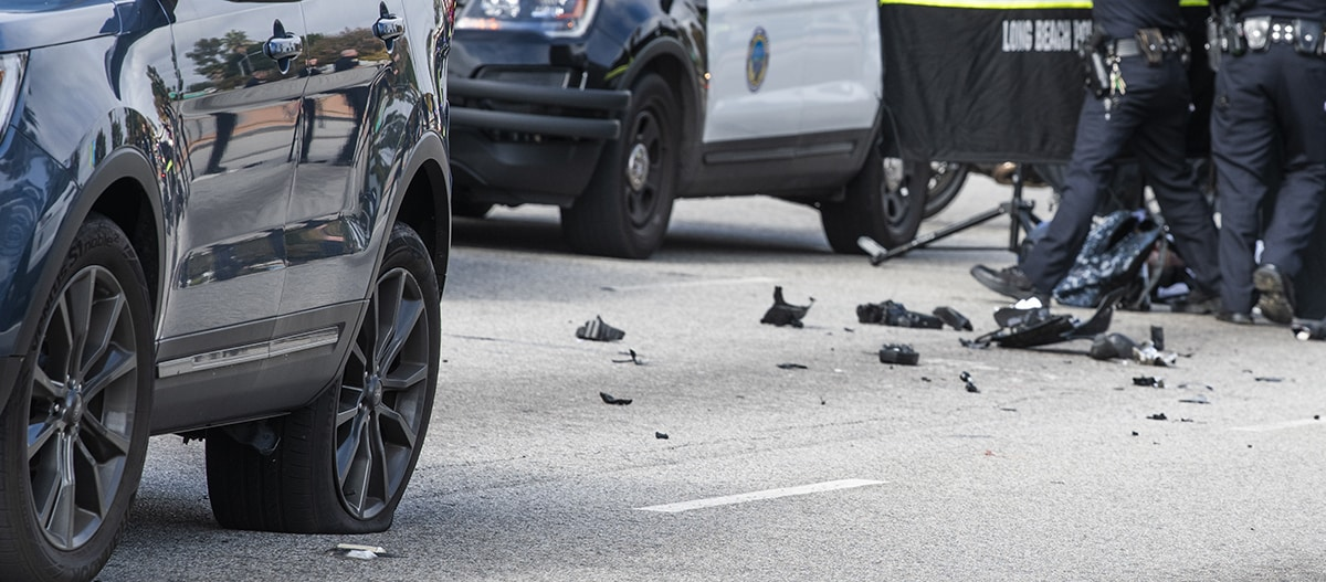 Motorcyclist, 25, killed in crash near Long Beach Airport
