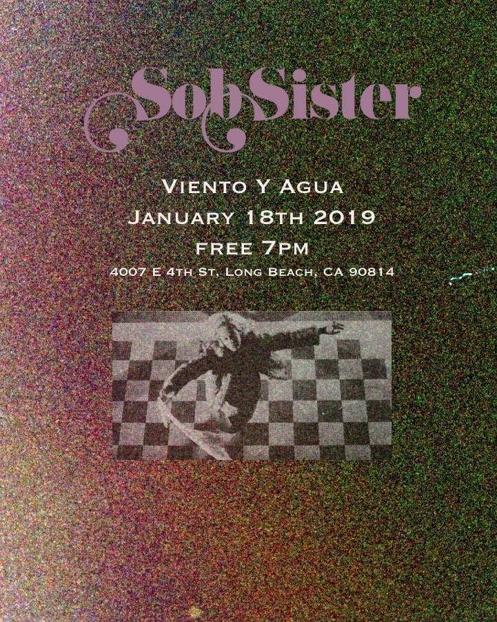 sob sister, rock, pop, music
