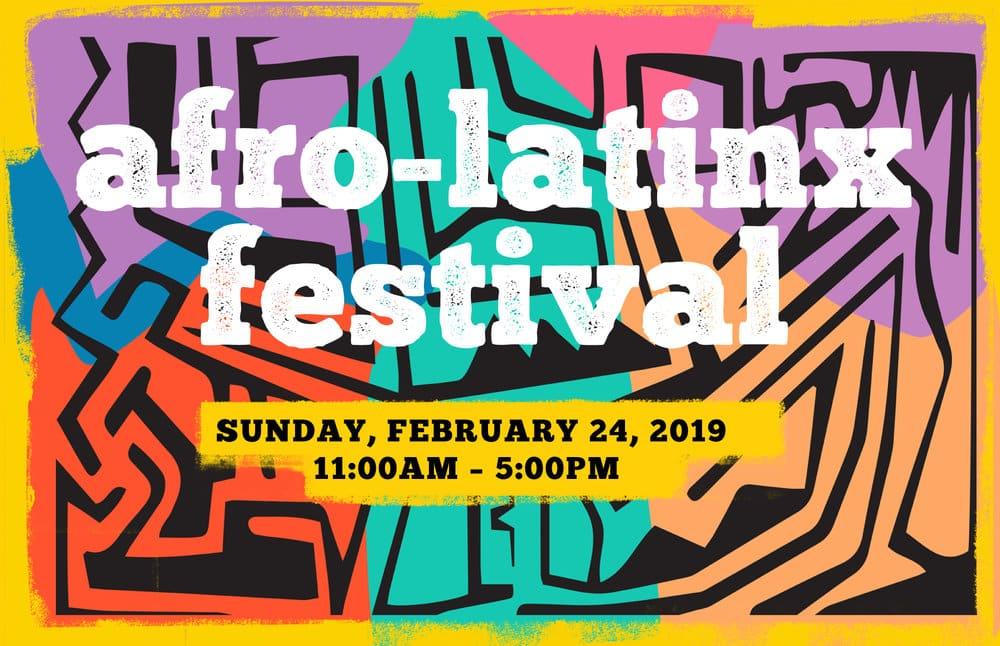 afro-latinx, festival, molaa