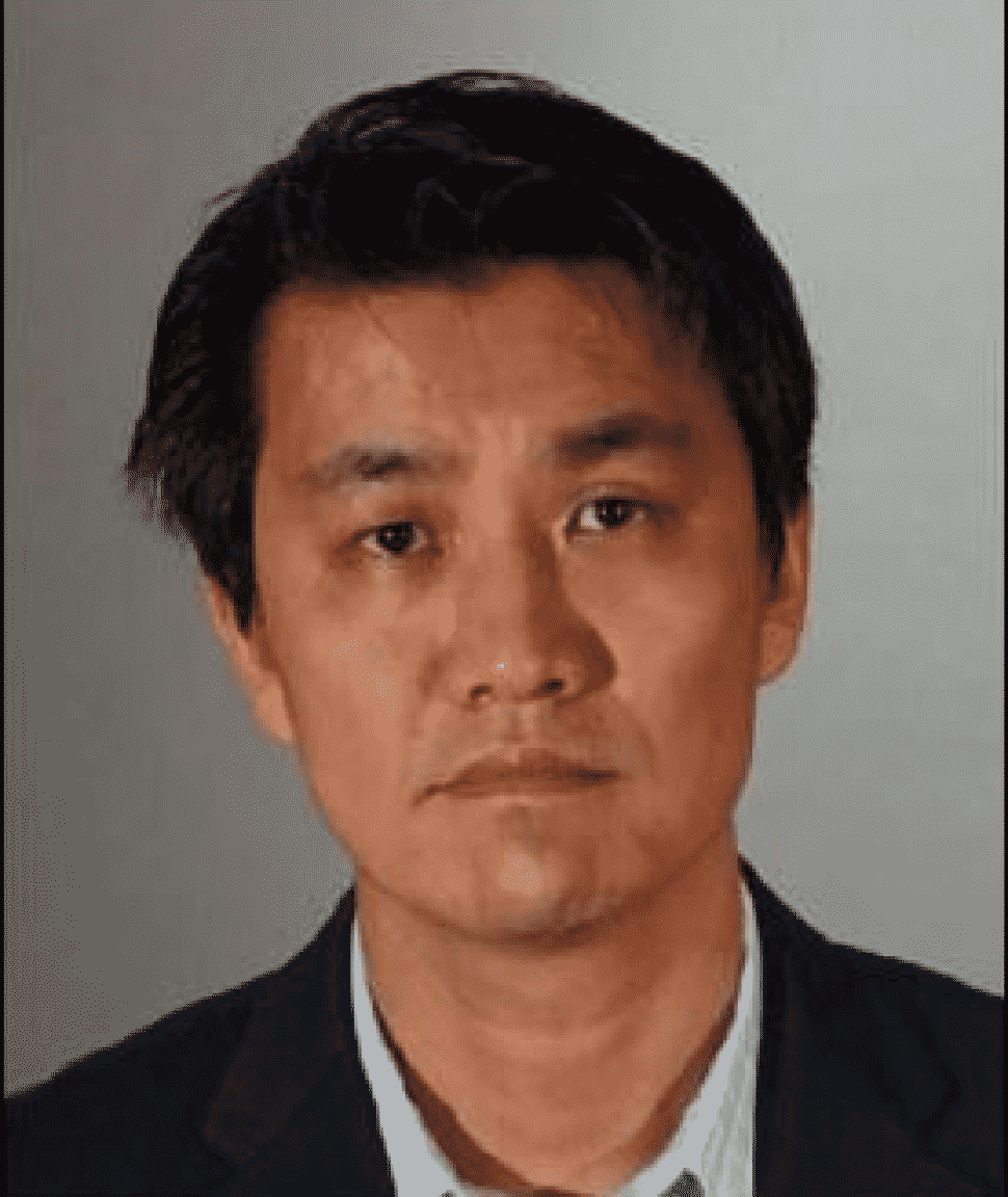 Dong-Hyun Huh. Courtesy the Los Angeles County Sheriff's Department.